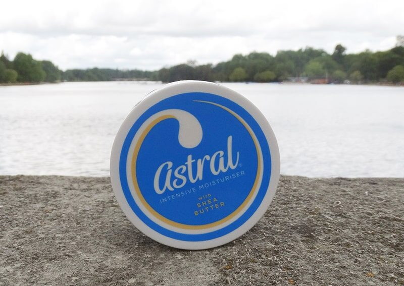astral intensive moisturiser with shea butter review