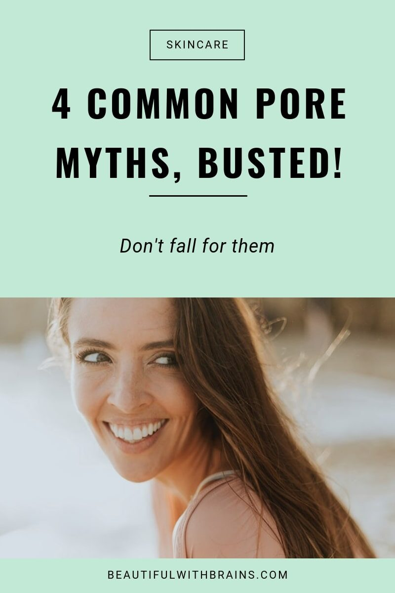 common pore myths busted