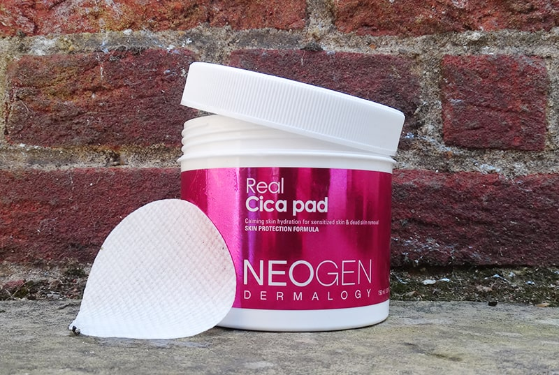 neogen dermalogy real cica pad review