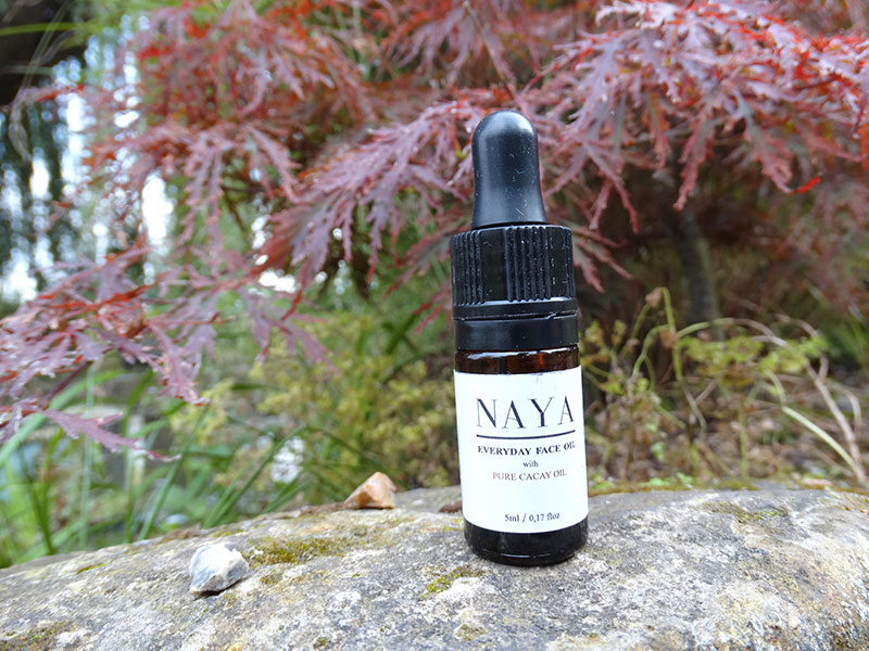naya everyday face oil review