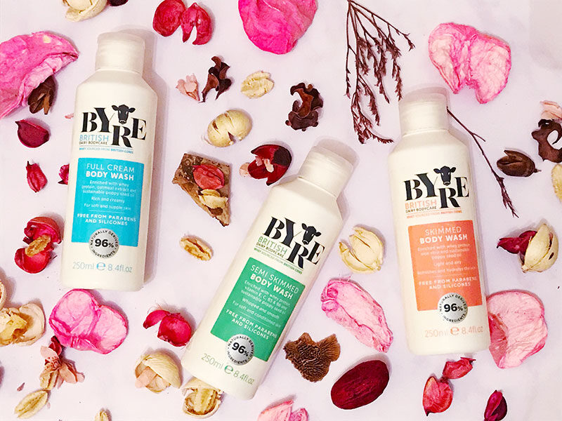 byre body washes review