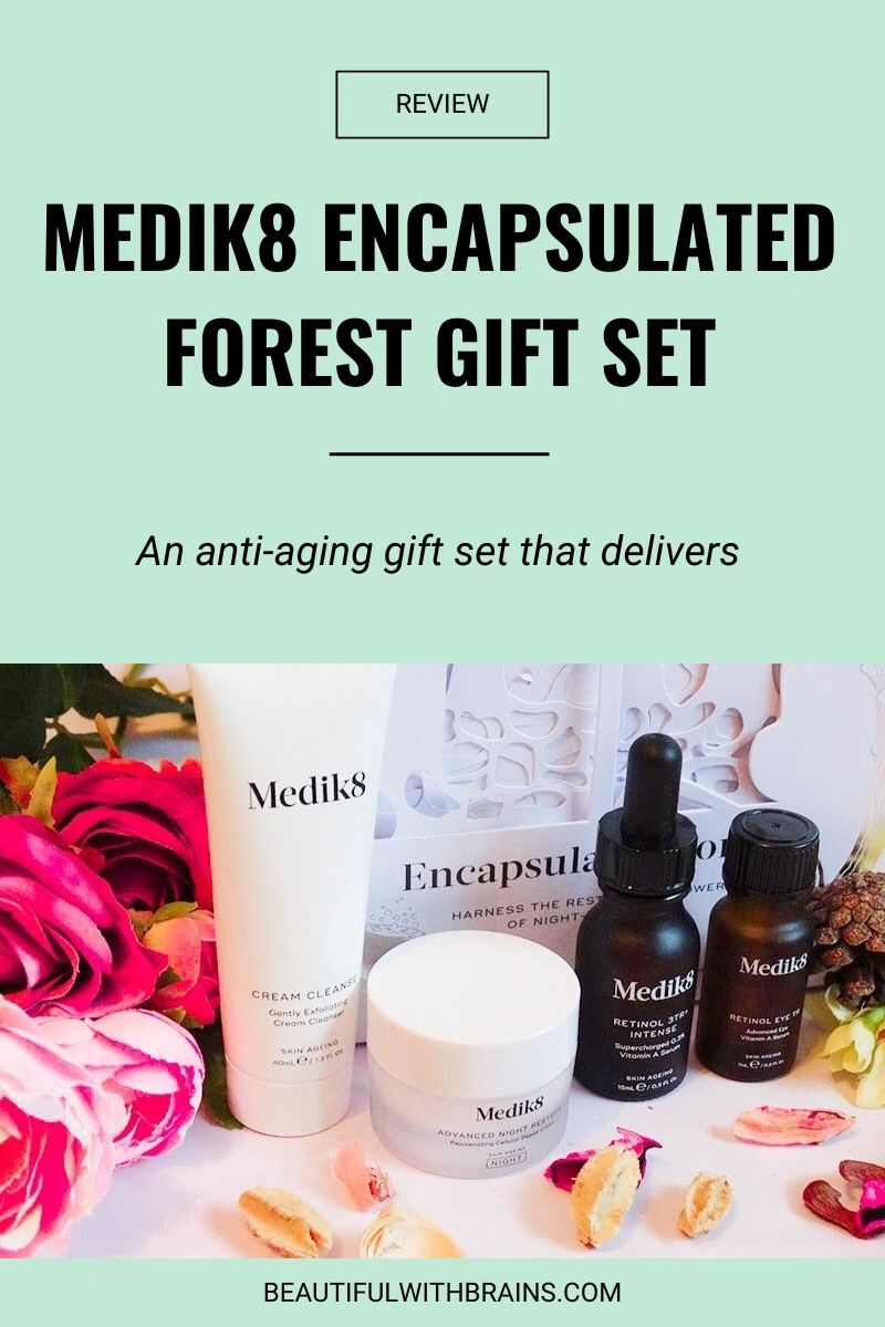 review medik8 encapsulated forest
