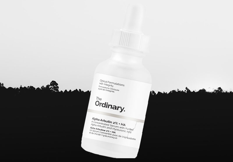 the ordinary alpha arbutin dupe