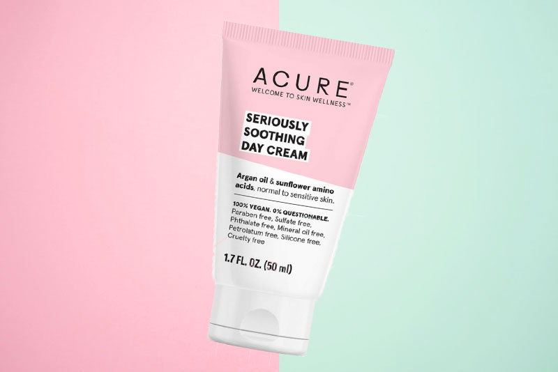 best acure seriously soothing skincare products