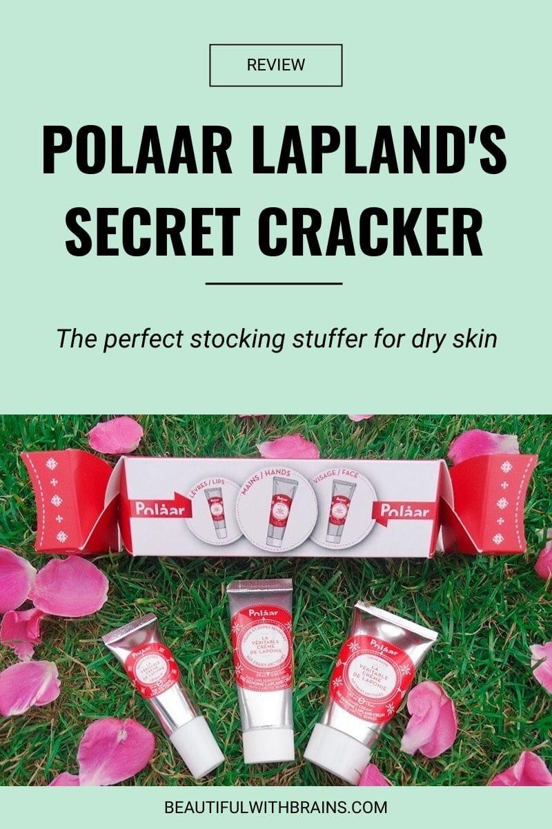 polaar lapland's secret cracker review