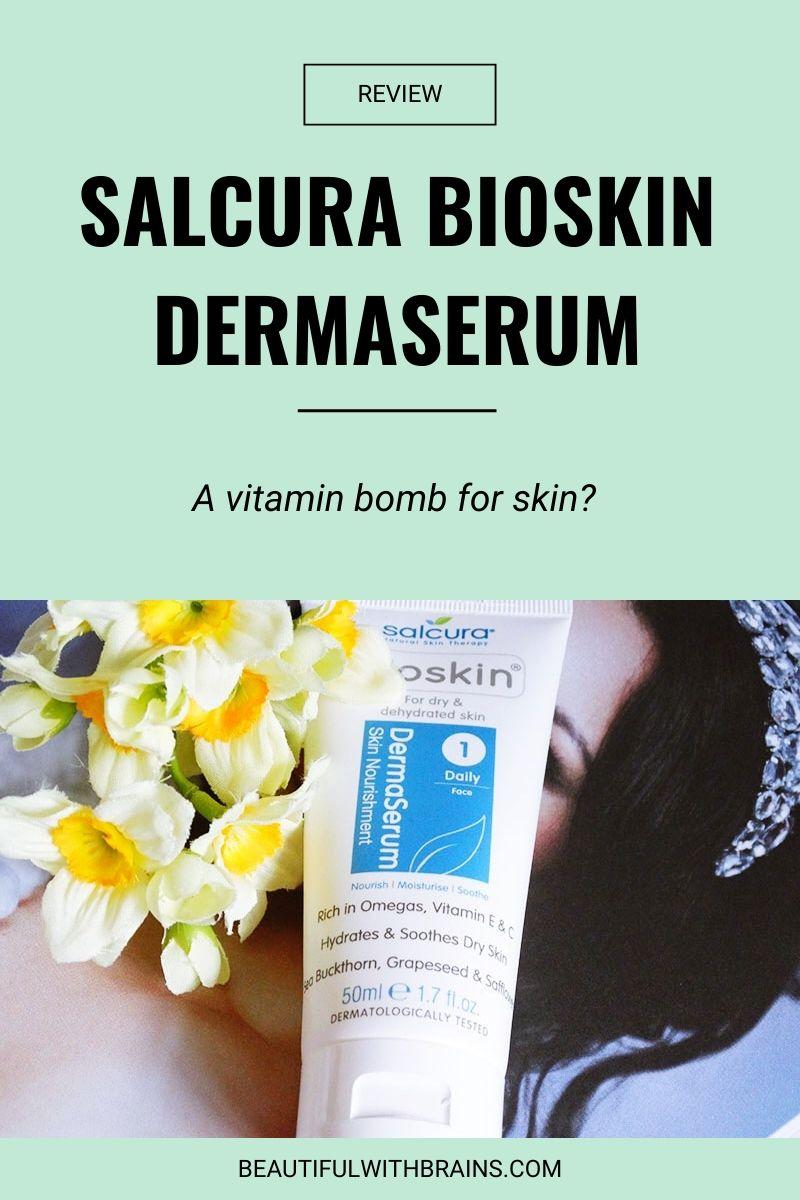 salcura bioskin dermaserum review