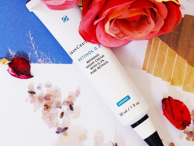 skinceuticals 0.3 retinol refining night cream