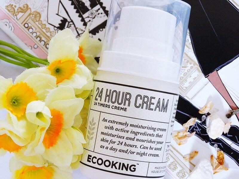 ecooking 24 hour cream