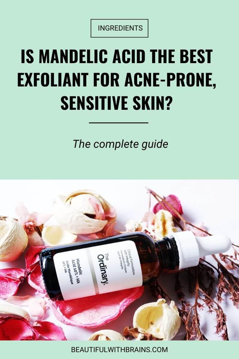mandelic acid skincare benefits