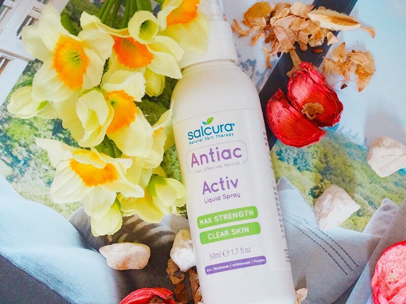 salcura antiac activ liquid spray