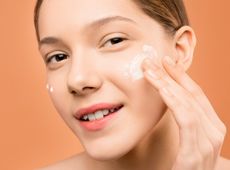 can skincare products penetrate skin