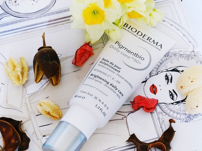 bioderma pigmentbio daily care spf 50+