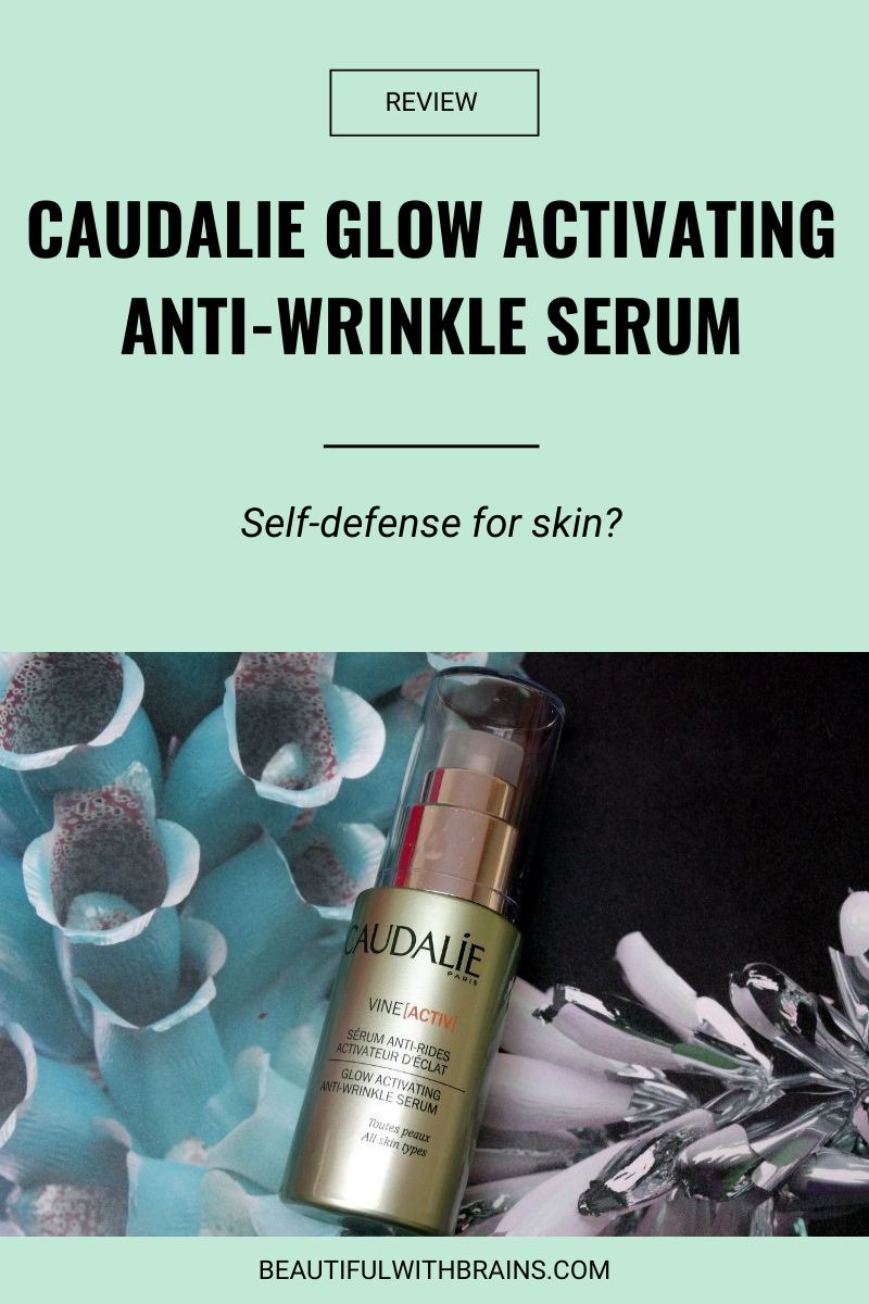 Caudalie Glow Activating Anti-Wrinkle Serum review