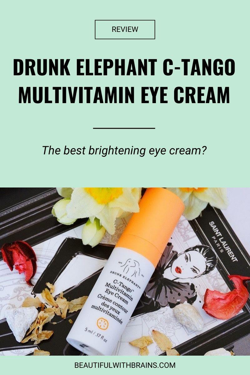 drunk elephant c-tango multivitamin cream review