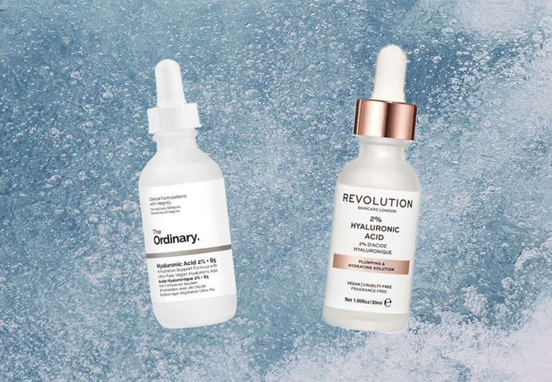 the ordinary vs revolution hyaluronic acid dupe