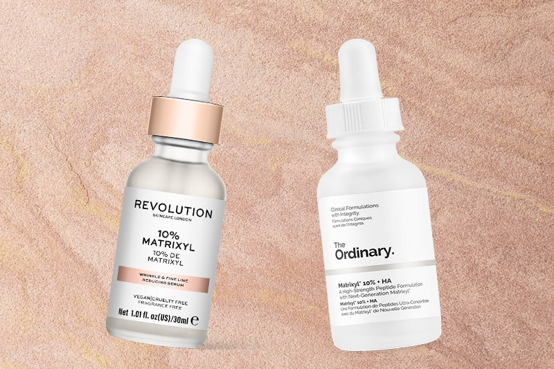 The Ordinary Revolution Matrixyl dupe