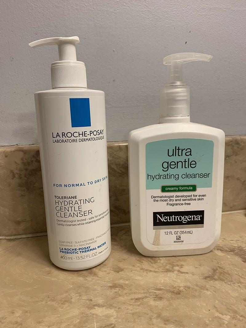 perioral dermatitis cleansers