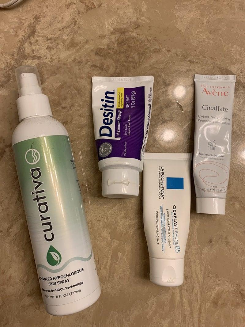 perioral dermatitis products