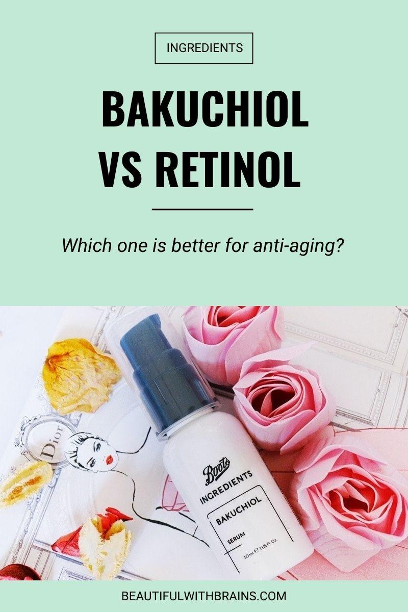 bakuchiol vs retinol