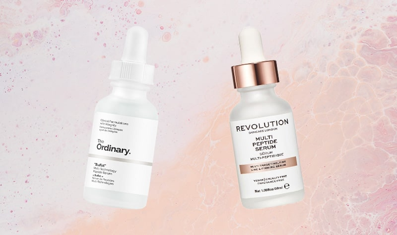 ordinary buffet revolution peptide serum dupe