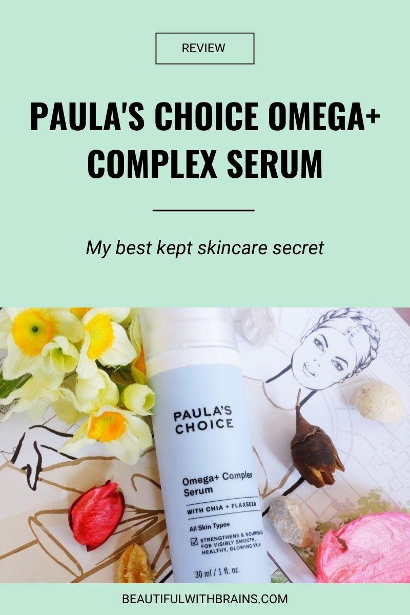 paula's choice omega+ complex serum review