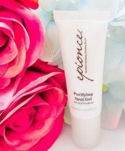 epionce purifying spot gel