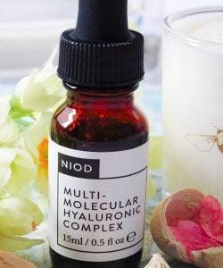 niod multi-molecular hyaluronic complex