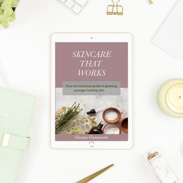 skincare that works book